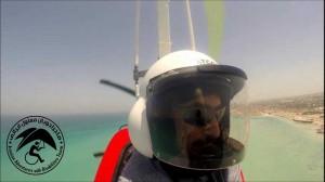 پرواز با جایرو کوپتر- سعید ضروری
